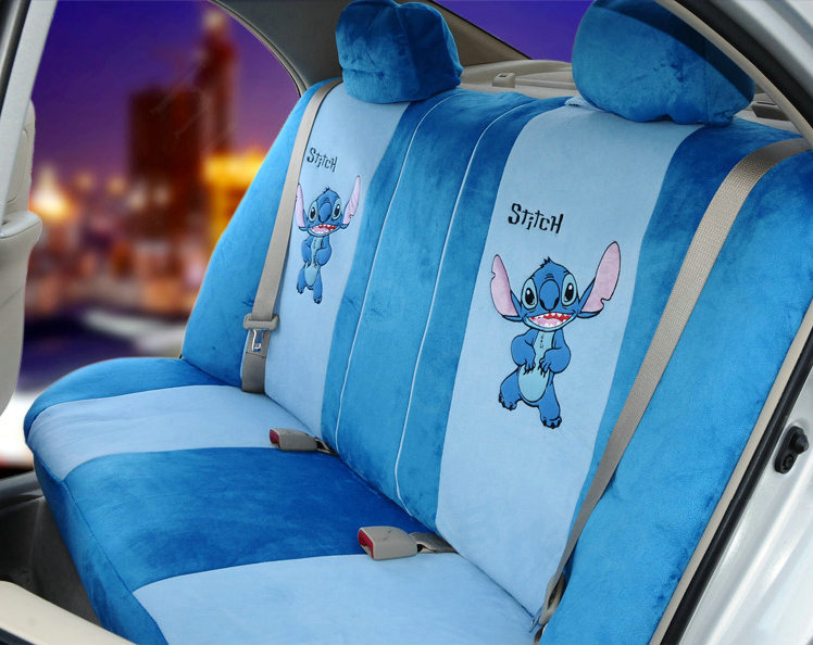 Cute Stitch Disney Stitch Disney Plush Velvet