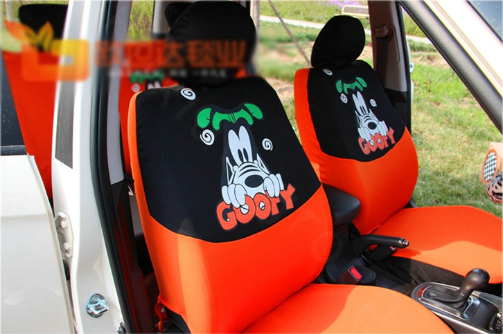 Buy Wholesale Cute Goofy Disney Cartoon Universal Auto Car