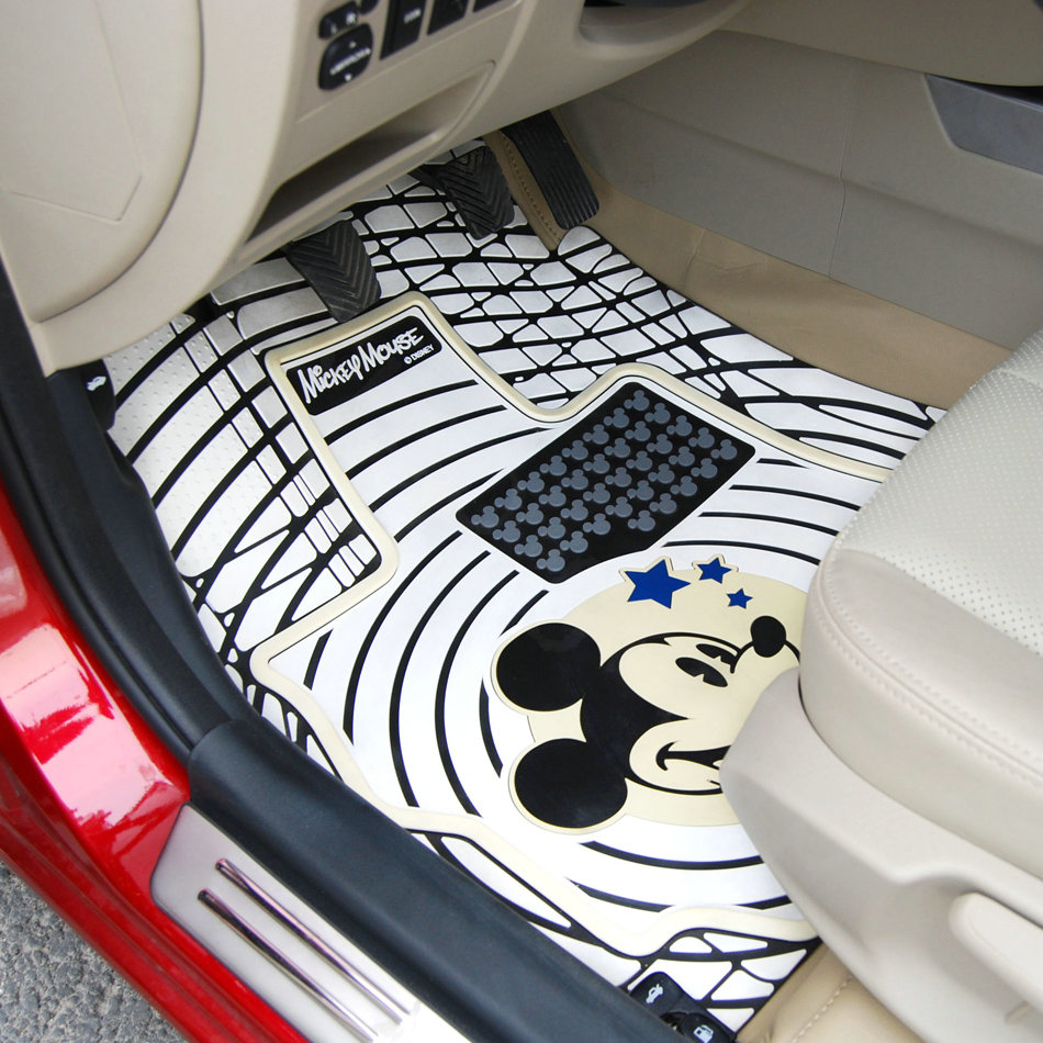 car interior accessories floor mat steering wheel cover car autos weblog. Black Bedroom Furniture Sets. Home Design Ideas