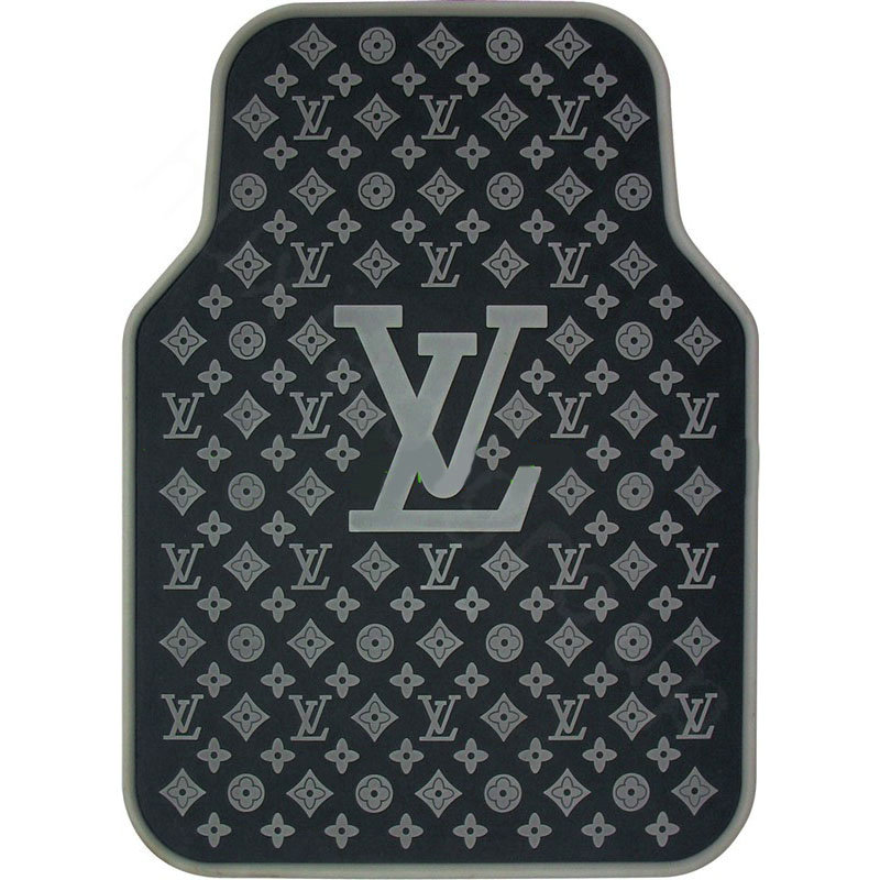 buy wholesale high quality lv louis vuitton classic universal auto carpet car floor mats rubber. Black Bedroom Furniture Sets. Home Design Ideas