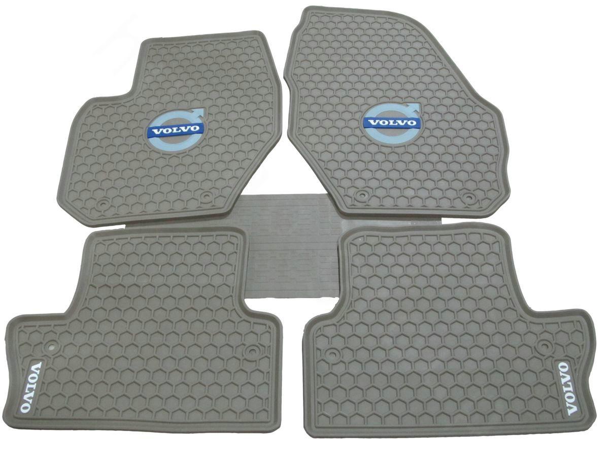 rear floor black b mats ebay car genuine tailored s oem volvo carpets bn fully