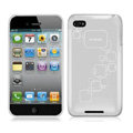 iPEARL Silicone Cases Covers for iPhone 6 - Gray