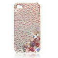 Bling Swarovski crystal cases diamond covers for iPhone 6 Plus - Color