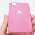 ROCK Naked Shell Cases Hard Back Covers for iPhone 6 Plus - Rose