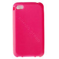 s-mak Color covers Silicone Cases For iPhone 6 Plus - Pink