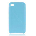 s-mak Color covers Silicone Cases skin For iPhone 6 Plus - Blue