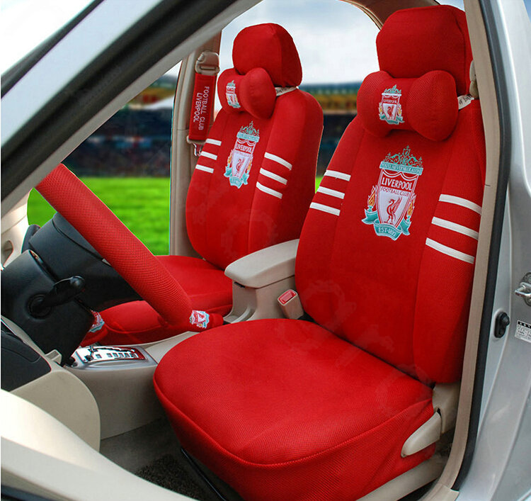 Liverpool Fc Car Seat Covers
