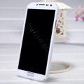 Nillkin Super Matte Hard Case Skin Cover for Samsung Galaxy Note 4 N9100 - White (High transparent screen protector)
