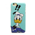 Brand Donald Duck Covers Plastic Back Cases Cartoon Cute for iPhone 6 Plus 5.5 - Green