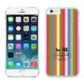 Funky Coach Covers Hard Back Cases Protective Shell Skin for iPhone 6 Plus 5.5 - White