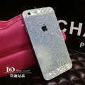 Good Swarovski Bling Rhinestone Case Diamond Cover for iPhone 6S - Silver