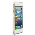 Swarovski Bling Diamond Ultrathin Metal Bumper Frame Case Cover for iPhone 6S - Gold