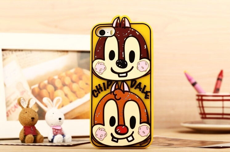Buy Wholesale Cartoon Chip Dale Cover Disney Graffiti Silicone Cases Skin For Iphone 6 4 7 Yellow From Chinese Wholesaler Ecbol Cn