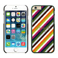Funky Coach Covers Hard Back Cases Protective Shell Lover for iPhone 6 4.7 - Black