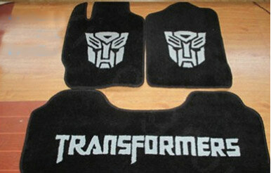 Buy Wholesale Transformers Tailored Trunk Carpet Cars