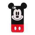 Cartoon Mickey Mouse Covers Hard Back Cases Disney Shell for iPhone 6S Plus 5.5 - Red