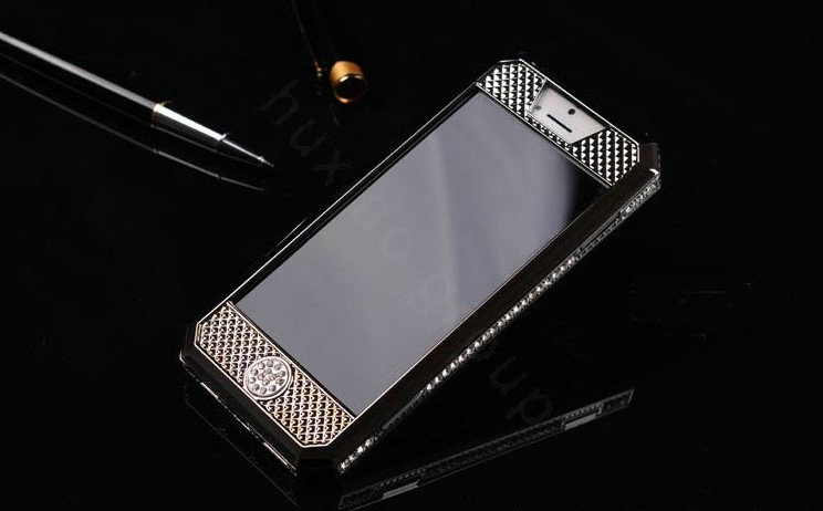 ... iPhone 66s78 Plus Case Black  detailed images 73109 d847e More images.  CODE0006177201072015Qty6. NAMESwarovski Bling Metal Leather Case Cover  Protective ... 1e77f218d