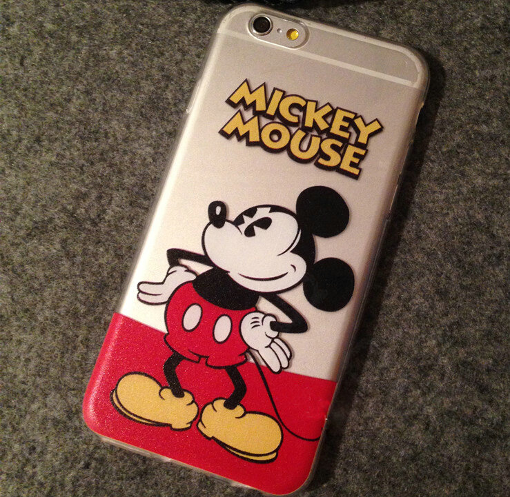 iphone 6 case disney mickey mouse