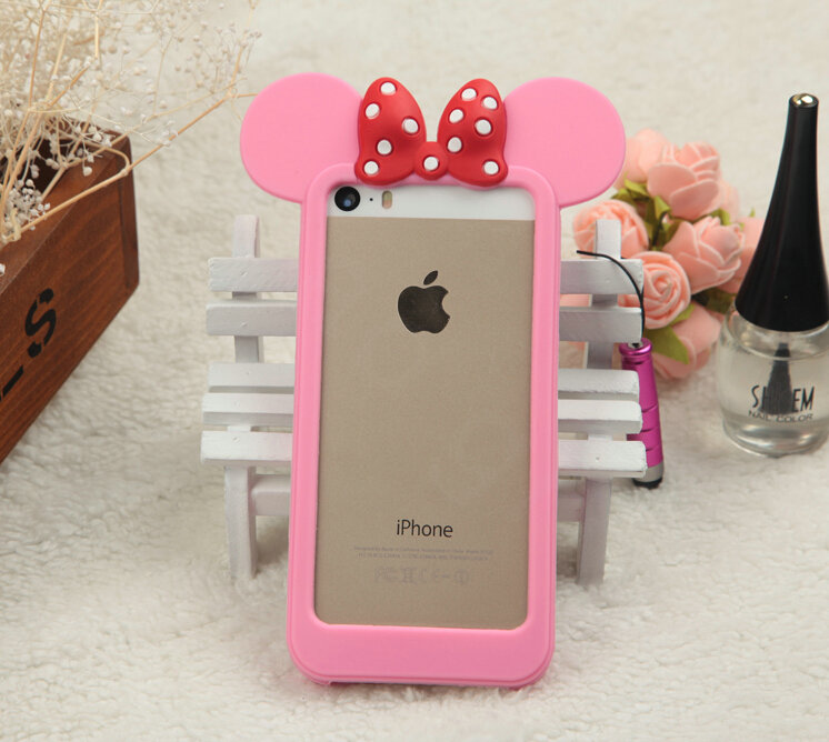 custodia iphone 7 plus minnie