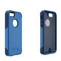 Original Otterbox Commuter Case Cover Shell for iPhone 8 - Blue