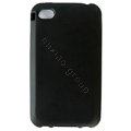 s-mak Color covers Silicone Cases For iPhone 8 - Black