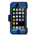 Original Otterbox Defender Case Cover Shell for iPhone 8 Plus - Blue