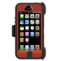 Original Otterbox Defender Case Cover Shell for iPhone 8 Plus - Red