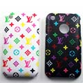 2PCS Hard Case Skin Back Cover for Iphone 3G 3GS