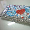 Bling Crystal Rhinestone Cover Case for Apple iPhone 3G 3GS