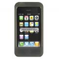 Compatible Silicone Case for Apple Iphone 4G-Gray