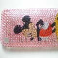 Crystal Diamond Rhinestone Cover Case for Apple iPhone 3G 3GS-Mickey Mouse