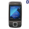 DK E888 Dual SIM Card Phone with TV & Bluetooth Function - Brown