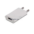 European Standard USB 2.0 Charger for Apple iPhone 4th / 4G - White