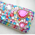 Fashion Crystal Rhinestone Cover Case for iPhone 3G