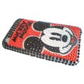 Fashion Rhinestone Cover Case for iPhone 3G 3GS-Mickey Mouse