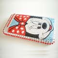 Fashion Rhinestone Cover Case for iPhone 3G 3GS-Minne Mouse