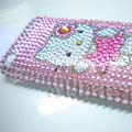 Hello Kitty Crystal Rhinestone Case for iPhone 3G 3GS