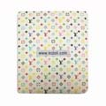 High Quality Famous Brand Protection Back Case Skin Cover for Apple iPad-White