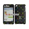 High Quality Famous Brand Protective Case for Apple Iphone 3G/3GS-Black