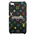High Quality LV Pattern Protective Case for iPhone 4th / 4G