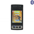 NN95 Mini Dual Slide Phone With Dual SIM Card & Bluetooth - Black