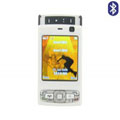 NN95 Mini Dual Slide Phone With Dual SIM Card & Bluetooth - Red