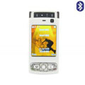 NN95 Mini Dual Slide Phone With Dual SIM Card & Bluetooth - White