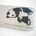 Panda Crystal Diamond Cover Case for iPhone 3G 3GS