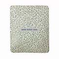 Protection Back Case Skin Cover for Apple iPad-White and Black Pattern
