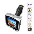 Solam 1.8 Inch TFT Color Screen Car MP4 Player (2GB) - sl-998 (Silver)