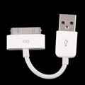 USB Data Sync Charger Cable For iPhone iPod Nano Touch