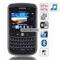 W9630 Quad Band Dual Cards Dual Cameras WiFi Color TV Dual Bluetooth Java China Phone