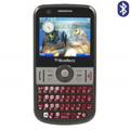 D285 Dual SIM Card Phone with TV & Bluetooth - Red