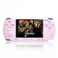 JXD300 3.0 inch MP5 Player with 2.0MP Camera and TV-out (2GB) - Pink